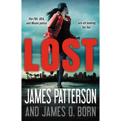 LOST - JAMES PATTERSON