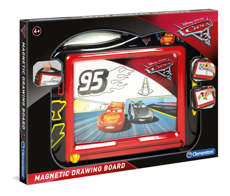 CARS MAGNETIC DRAWING BOARD