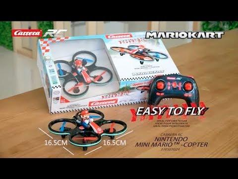 MINI MARIO DRONE 2.4GHZ COPTER