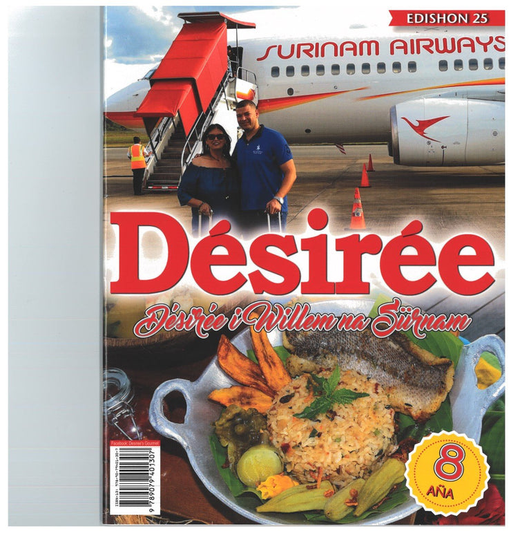 DESIREE REVISTA NO. 25