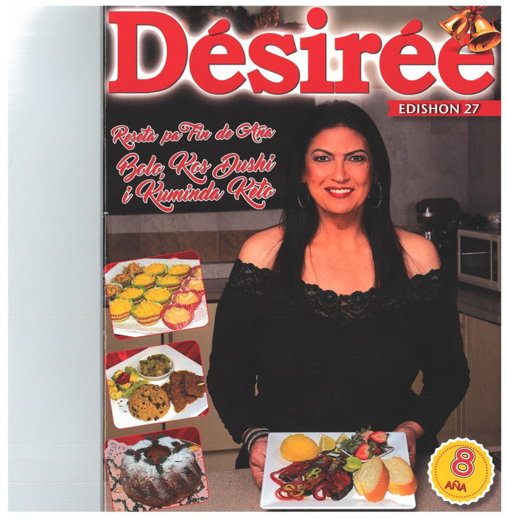 DESIREE REVISTA NO. 27