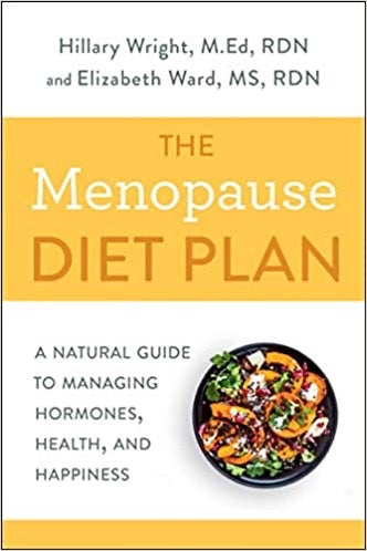 MENOPAUSE DIET PLAN - HILLARY WRIGHT