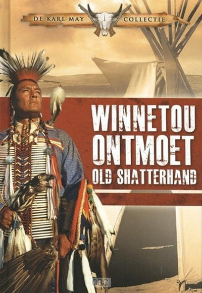 WINNETOU ONTMOET OLD SHATTERHAND - DE KARL MAY COLLECTIE