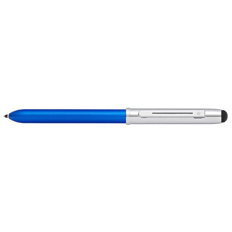 Sheaffer Quattro Metallic Blue Multi-Function Ball-Point Pen