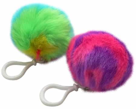 Top Trenz POM POM Clip-On To Your Bags