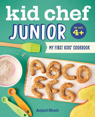 KIDS COOKBOOK: KID CHEF JUNIOR My First Kids Cookbook