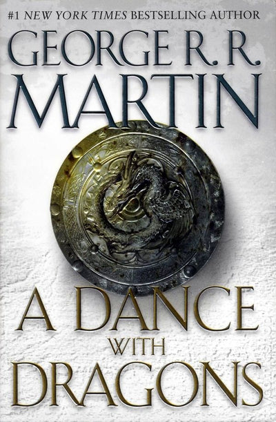 A Dance with Dragons (#5 A Song of Ice and Fire)