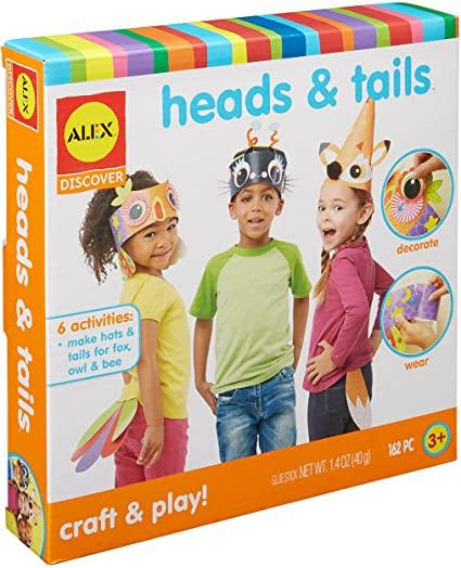 HEADS & TAILS CRAFT AND PLAY
