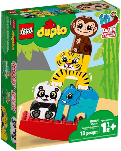 LEGO Duplo 10884 My First Balancing Animals