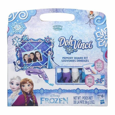 Play-Doh DohVinci Frozen Memory Board Kit