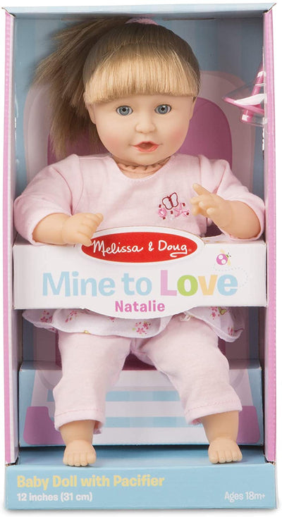 Mine to Love Natalie doll