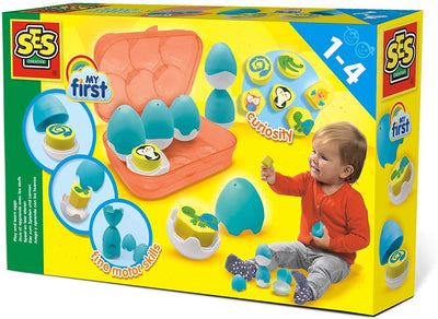 SES 14453 My First Play and Learn Eggs