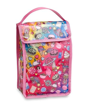 Top Trenz Planet Sweets Insulated Snack Bag