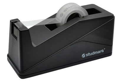 Studmark tape dispenser black