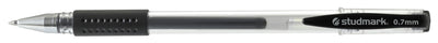 GEL INK PEN BLACK