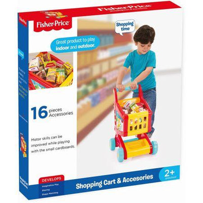 fisher price SHOPPING CART ACCESSORIES