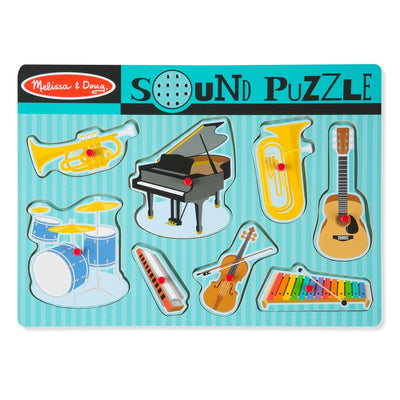 Sound Puzzel Musical Instruments