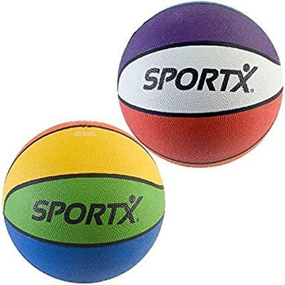 Sportx Basketbal Multicolor Asst