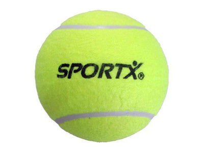 Sportx Jumbo Tennisball L Yellow