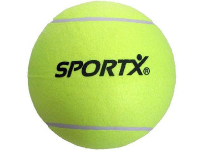 Sportx Jumbo Tennisball XL Yellow