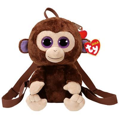 TY Gear Backpack Coconut The Monkey