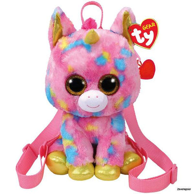 TY Gear Backpack Fantasia The Unicorn