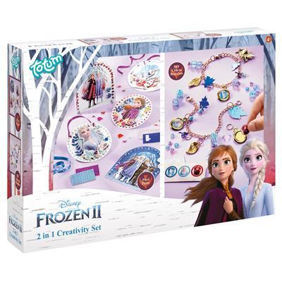 Totum Frozen 2 Creativity Set 2 in 1