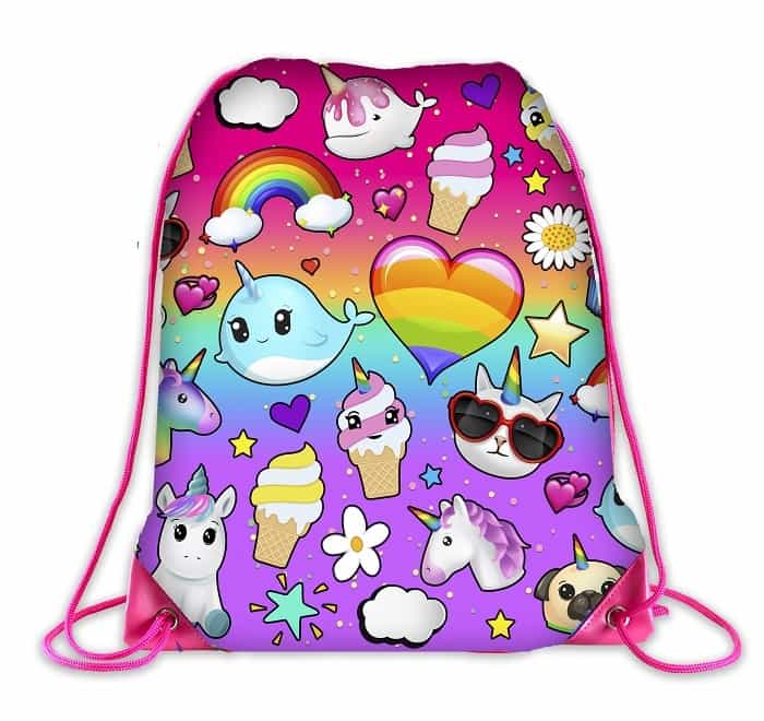 Top Trenz Sling Bag I Dream Of Unicorn