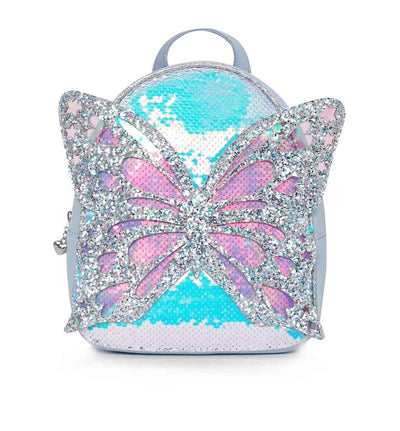 MISS BUTTERFLY SEQUINCE MINI BACK PACK