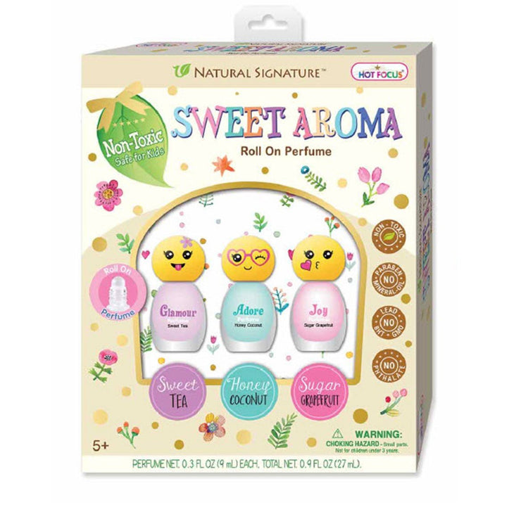 Natural Signature Sweet Aroma Roll Emoji