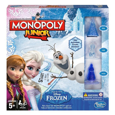 Hasbro Gaming Monopoly Junior Frozen