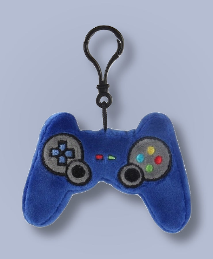 Top Trenz Game Controller Clip On Keychain