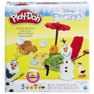 Play-Doh Frozen Summertime Olaf