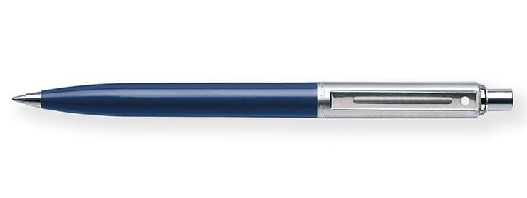 Sheaffer Sentinel Blue Barrel Ballpoint Pen
