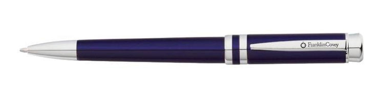 FranklinCovey Freemont Blue Lacquer Ball-Point Pen