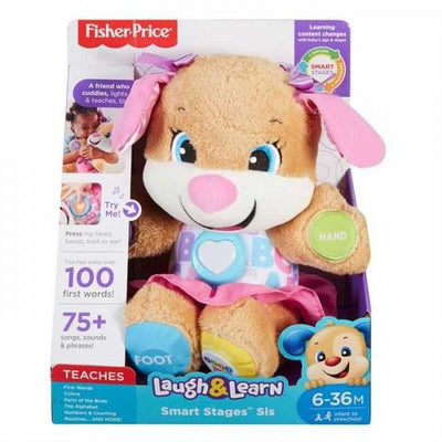 "fisher price laugh & learn smart stages ""sis"""