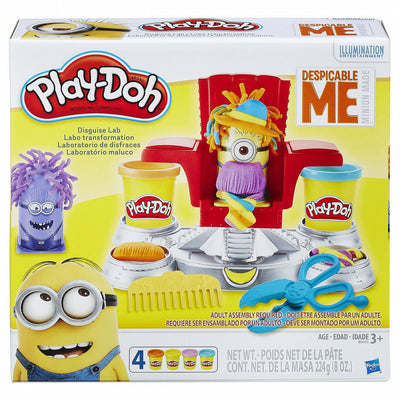Play-Doh Despicable Me Disguise Lab