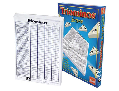 TRIOMINOS ORIGINAL SCORE BLOCK