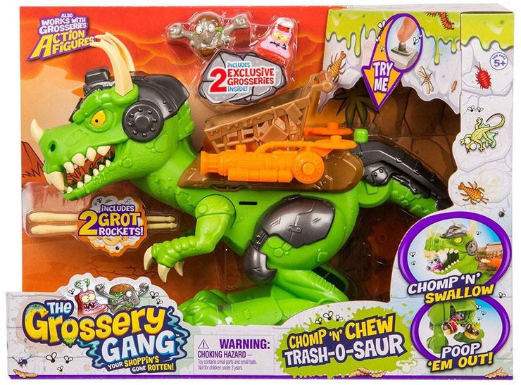 The Grossery Gang Chomp 'N' Chew