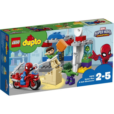 Lego 10876 Duplo Heroes Spiderman and Hulk Adventures