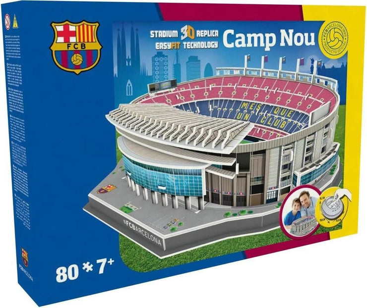 3D Puzzle Stadium Camp Nou