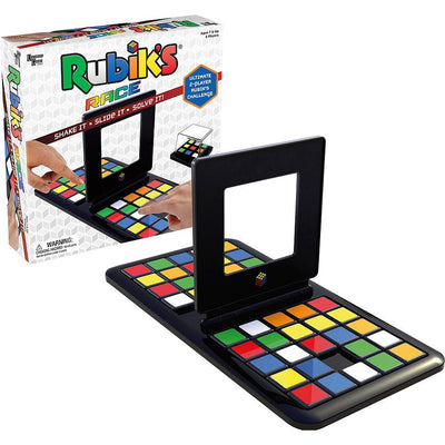 Rubik's Race The Ultimate Face to Face Game
