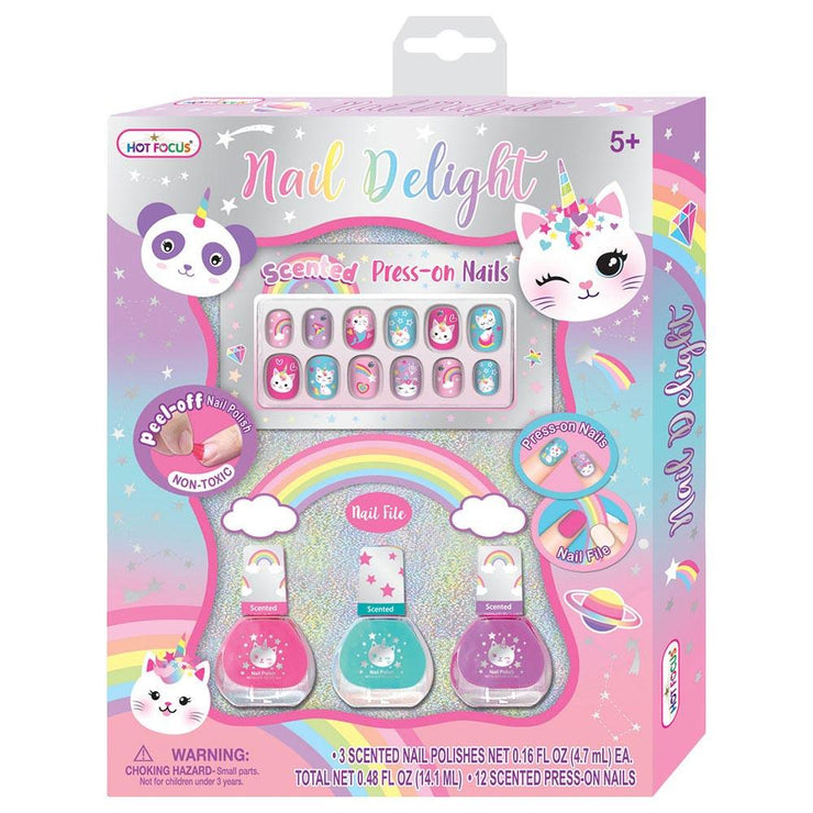Nail Delight Caticorn