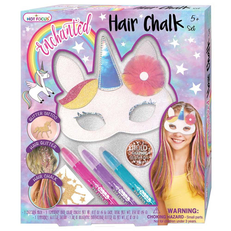 Enchanted Hair Chalk Set