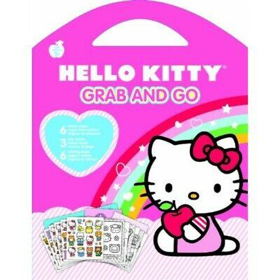 Grab & Go Activity Book Asst