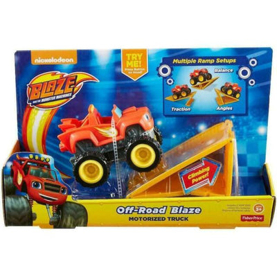 Blaze Off-Road Blaze Motorized Truck