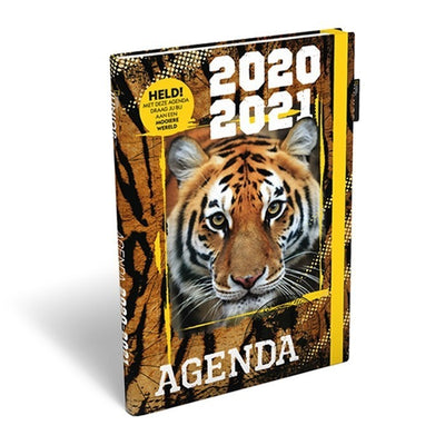 AGENDA NATIONAL GEOGRAPHIC JR 2020/2021