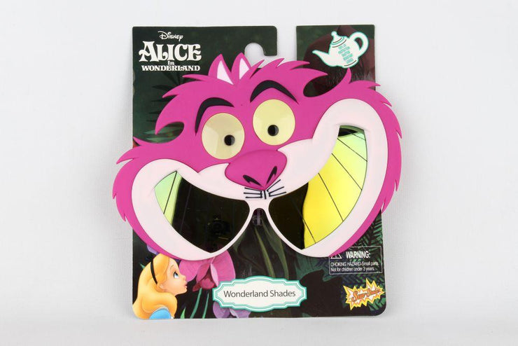 SUN STACHES THE CHESHIRE CAT