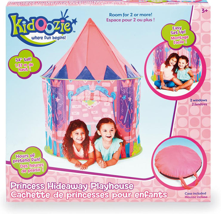 Kidoozie Princess Hideaway Playhouse Tent