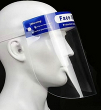 Load image into Gallery viewer, Face Shields - Foam / Elastic Headband